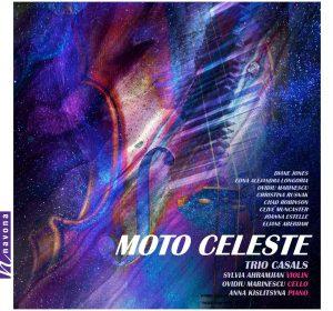 MOTO CELESTE CD COVER